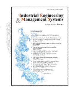 Industrial Engineering and Management Systems